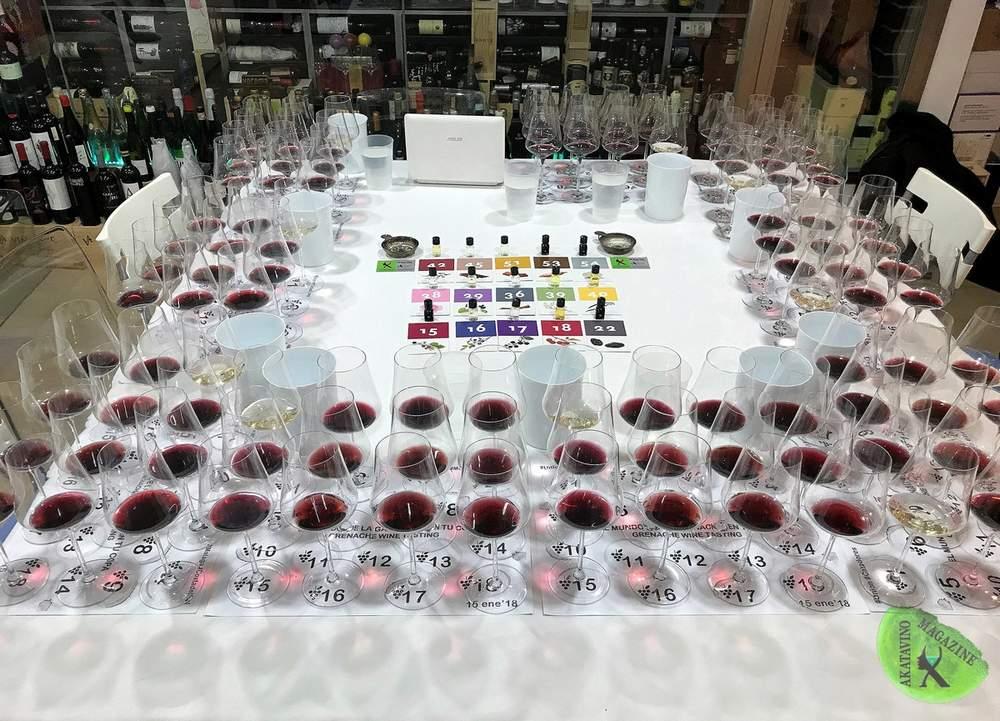 Espacio LEBouquet de AkataVino un CaveXtreme Wine Tasting Room