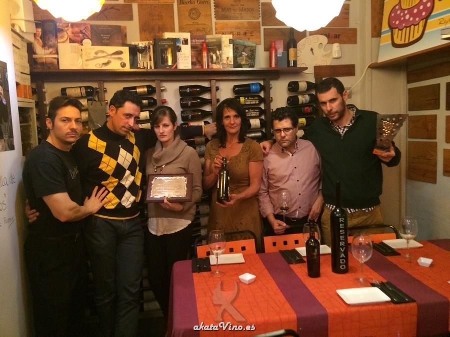 Vino Lunares 2013 Premio Sabor a Malaga 2014 © akataVino (2)