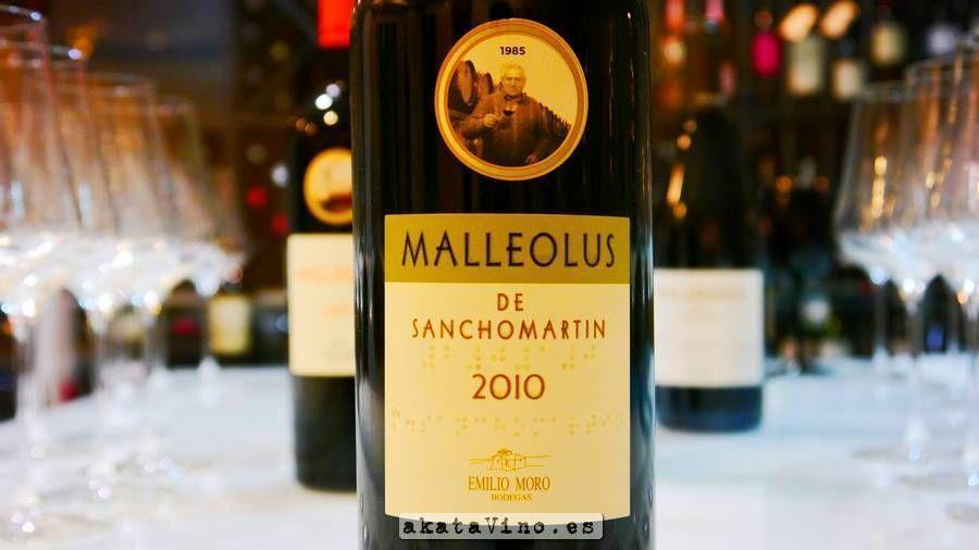 Malleolus de Sanchomartin 2010 Vinos Bodegas Emilio Moro (3)
