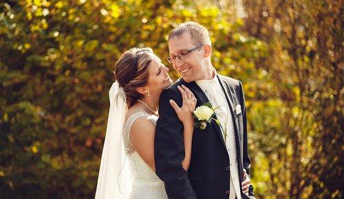 Als Hochzeitsfotograf in Rttingen Rebecca und Jochen