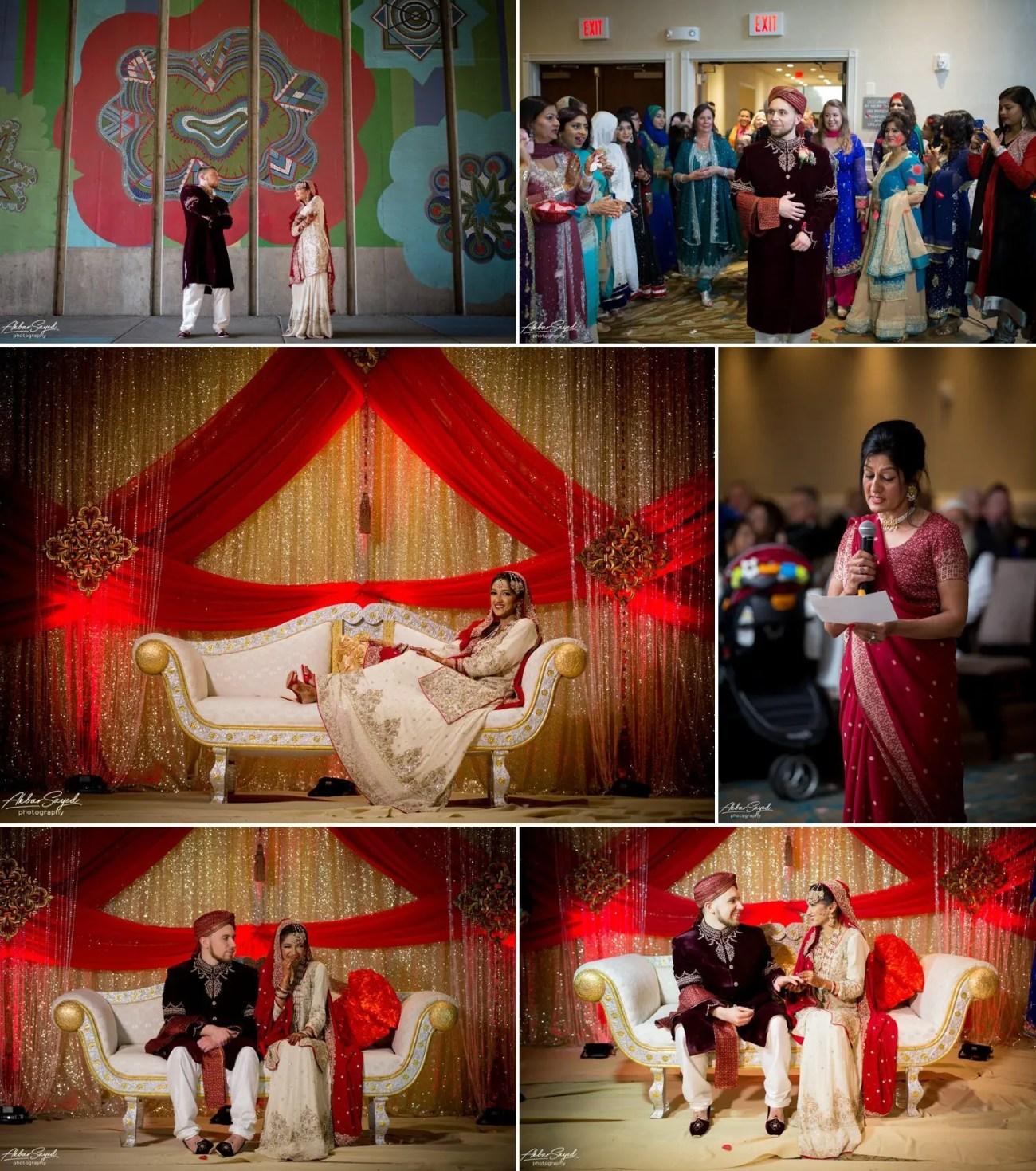 Anam and Josh - Westin Crystal City Wedding 7