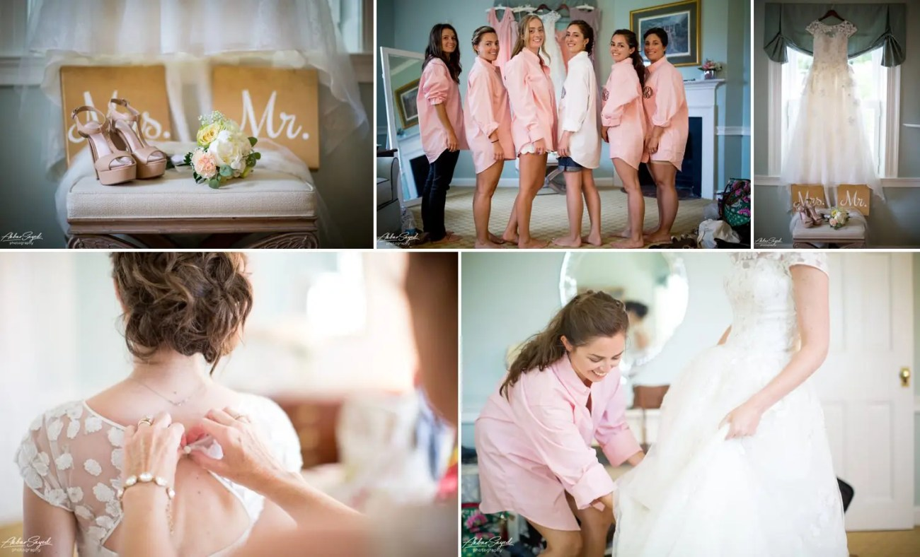 Erica and Jeff - Belmont Manor Wedding 6