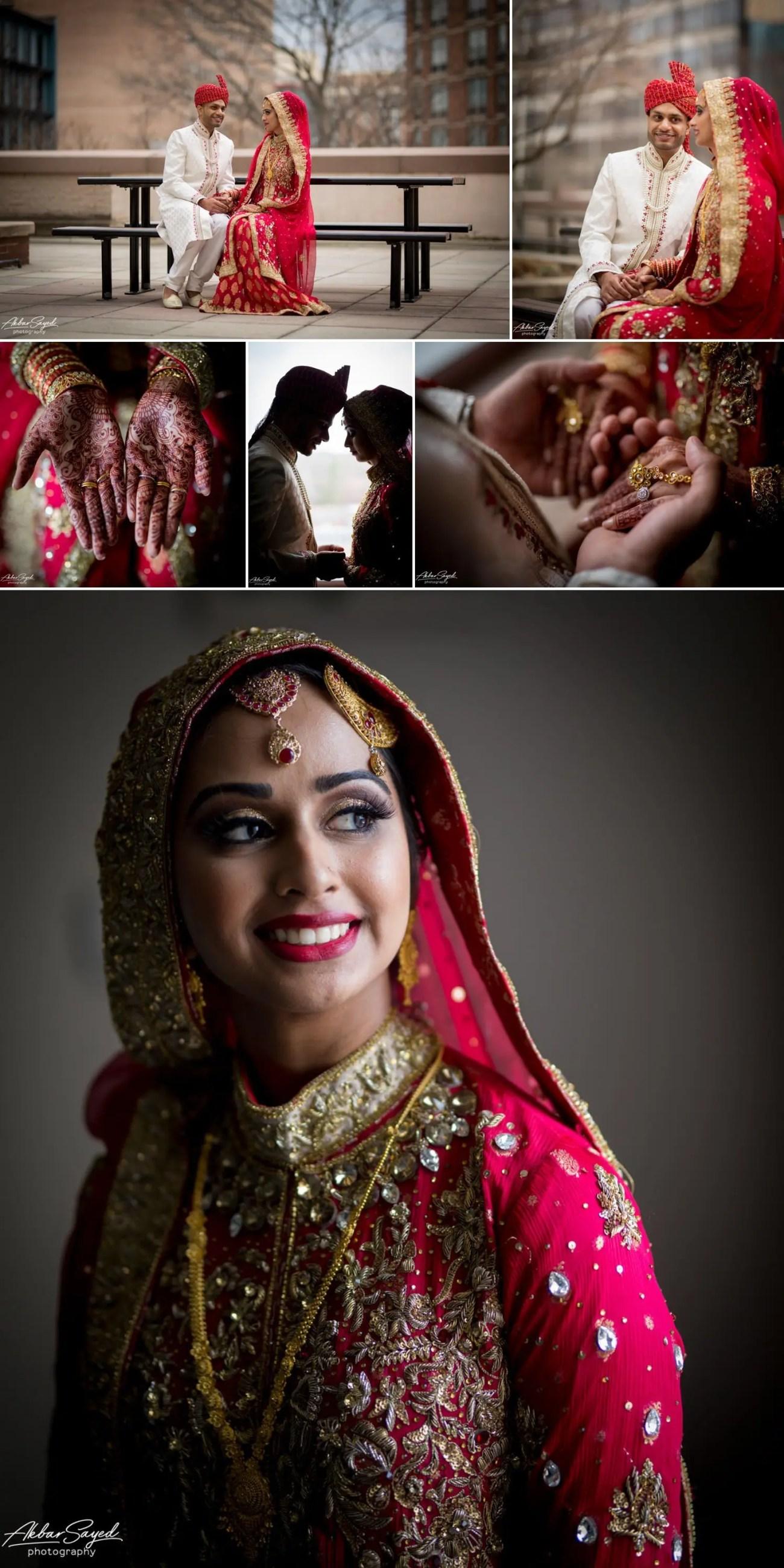 Ishrath and Imran - Silver Spring, Maryland Pakistani Wedding 7
