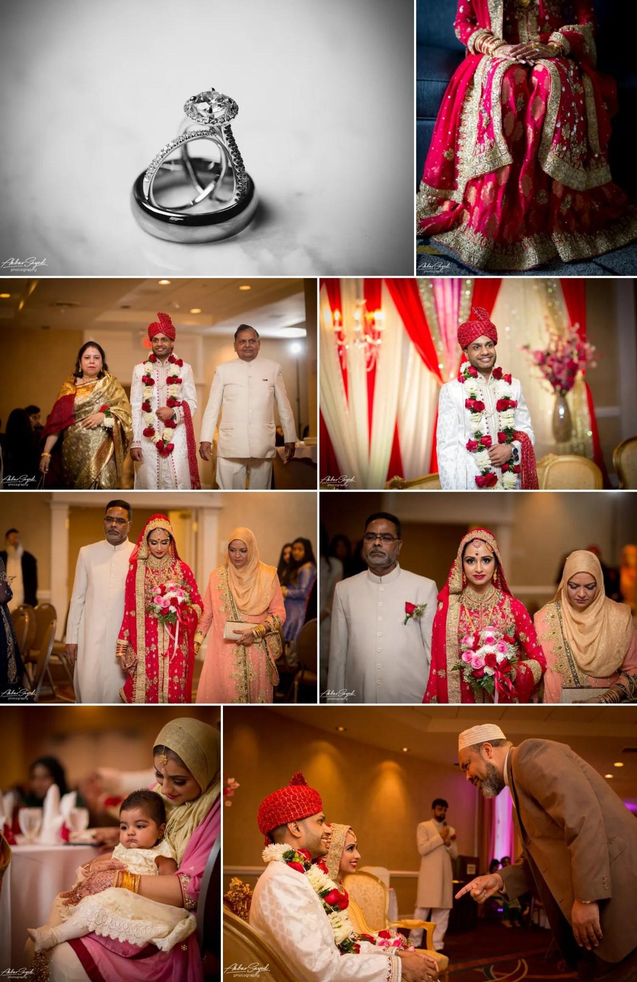Ishrath and Imran - Silver Spring, Maryland Pakistani Wedding 8