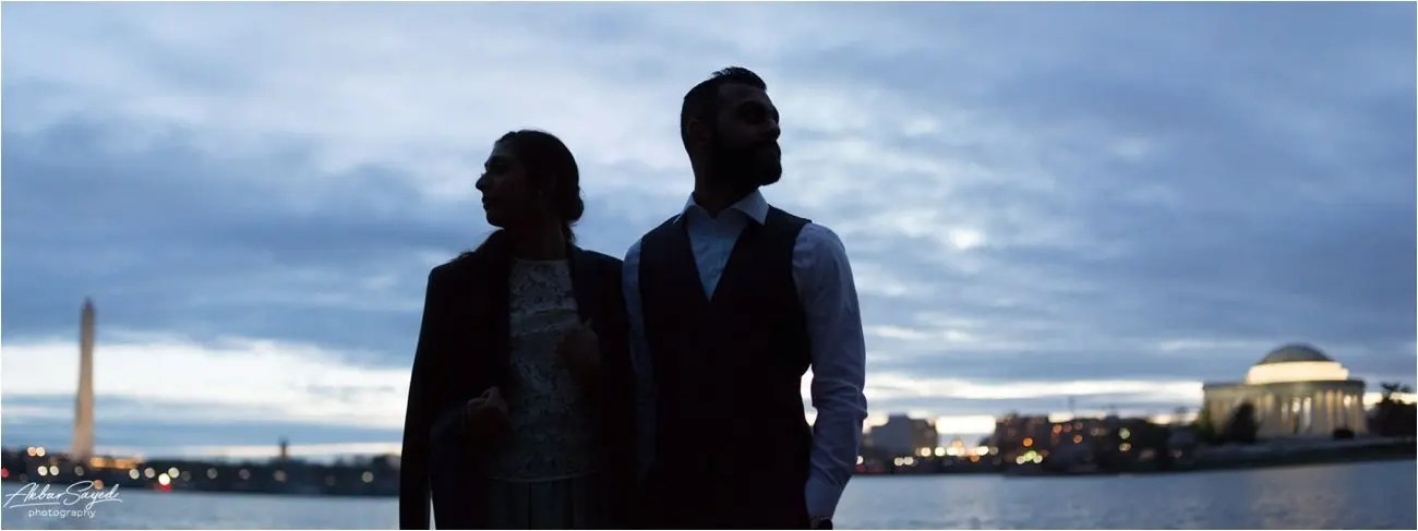 Reshma and Saad - DC Engagement Session 2