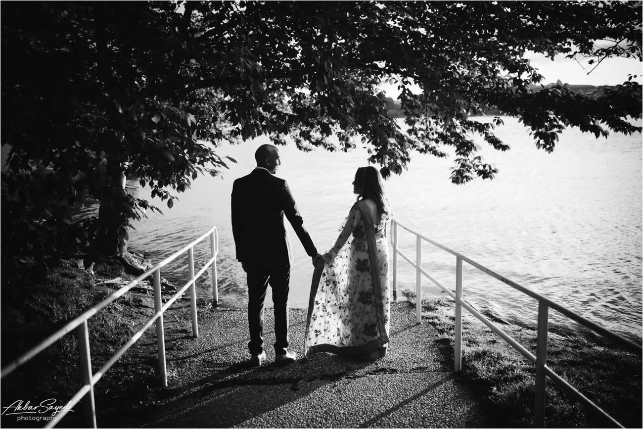Washington DC Engagement Akbar Sayed Photography