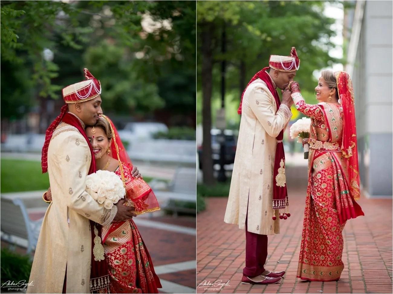 Arjoo and Sharath | Westin Alexandria Wedding 206