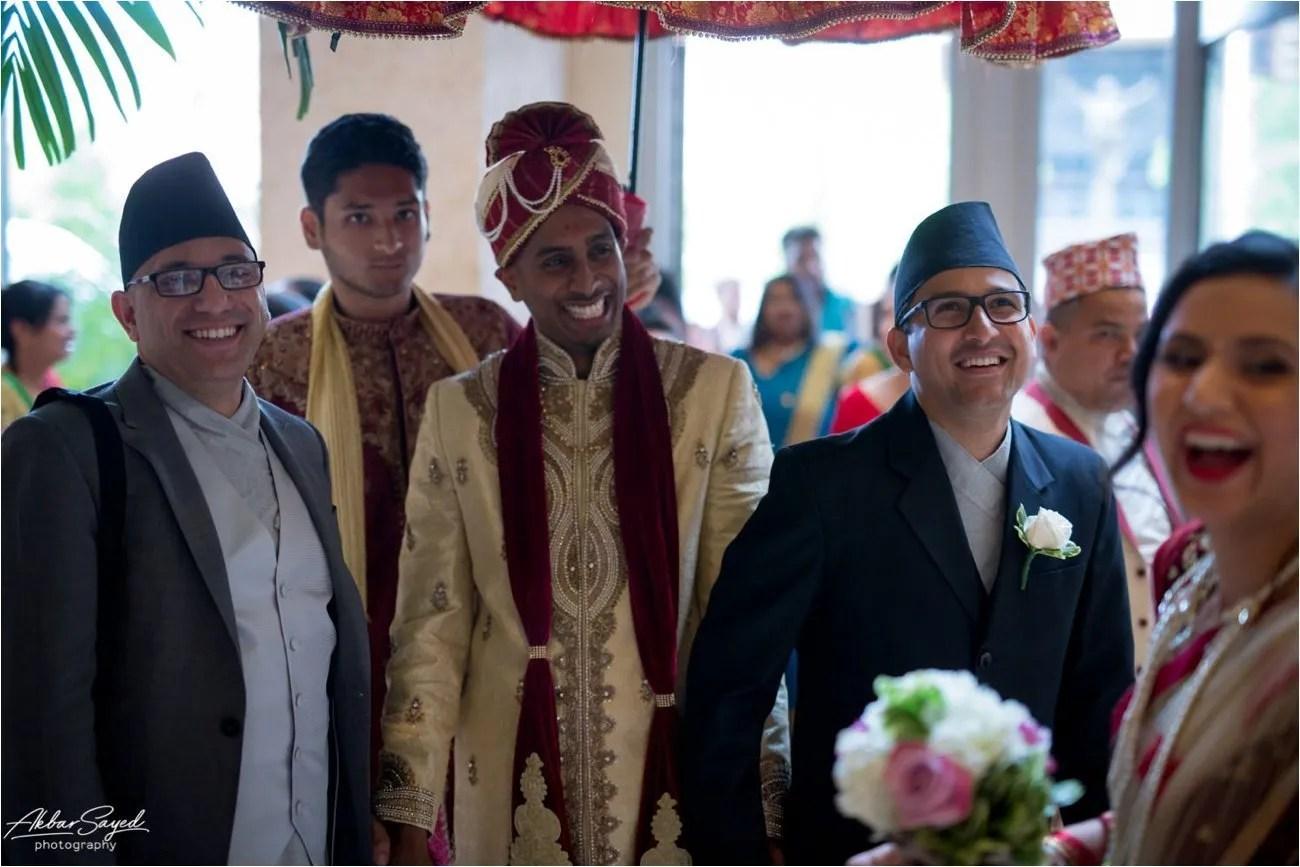 Arjoo and Sharath | Westin Alexandria Wedding 231