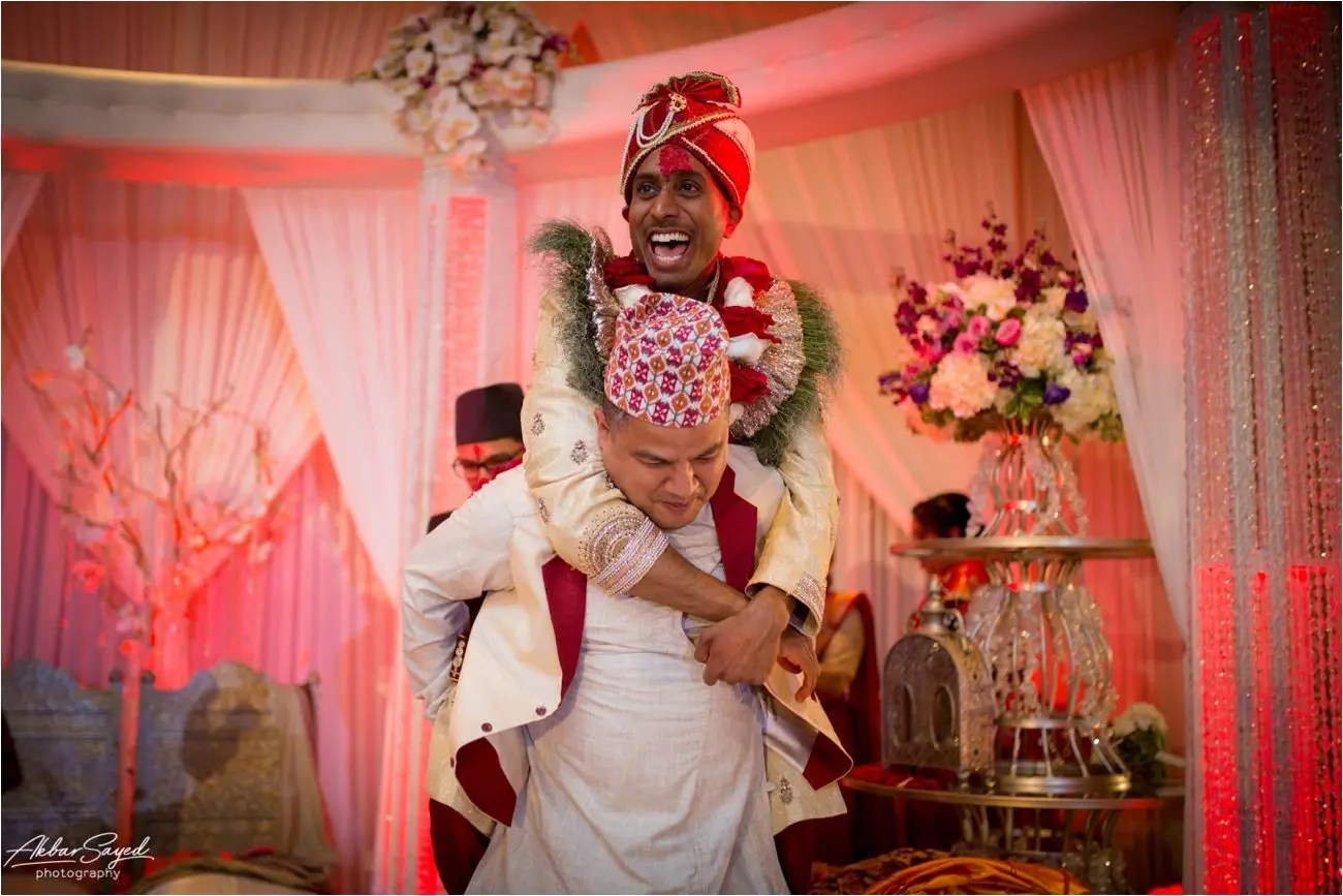 Arjoo and Sharath | Westin Alexandria Wedding 277