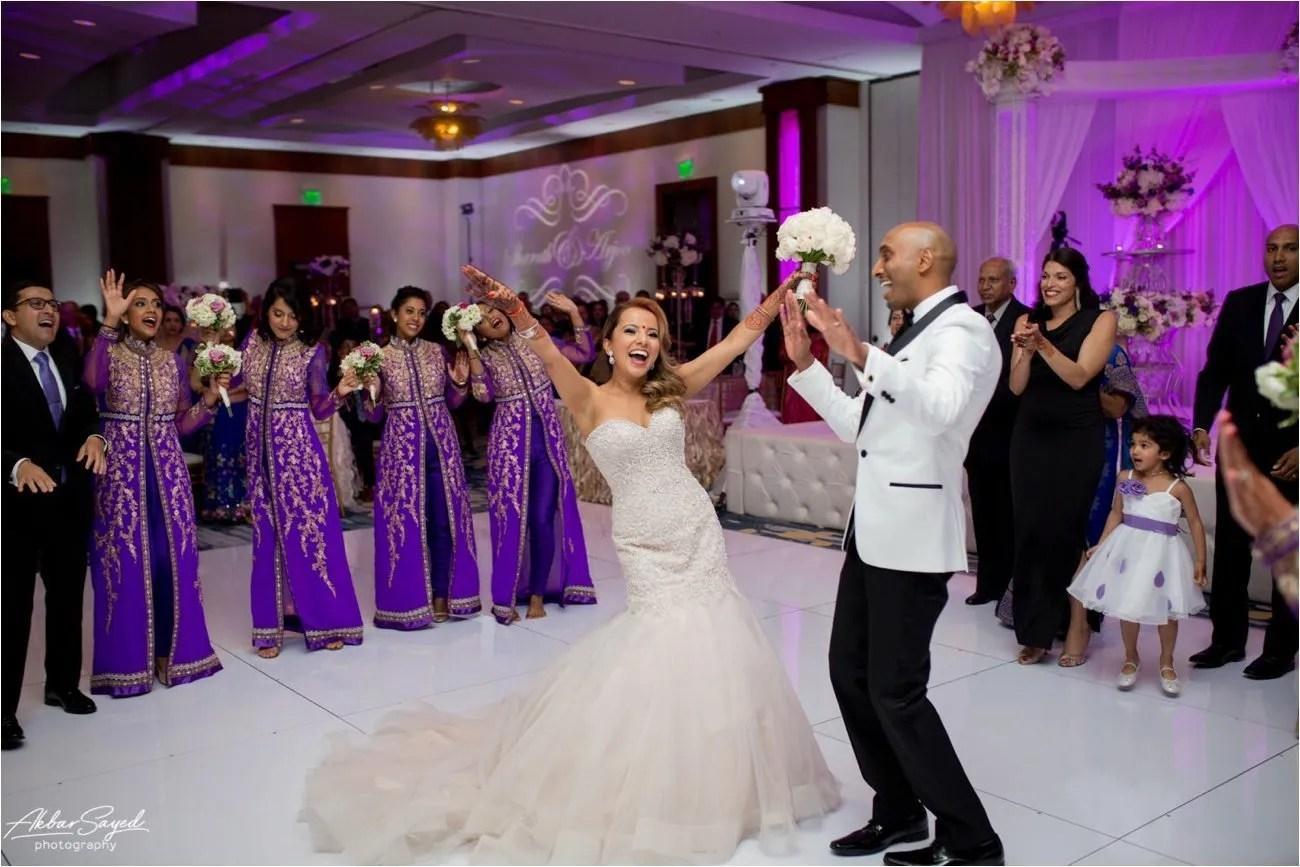 Arjoo and Sharath | Westin Alexandria Wedding 320