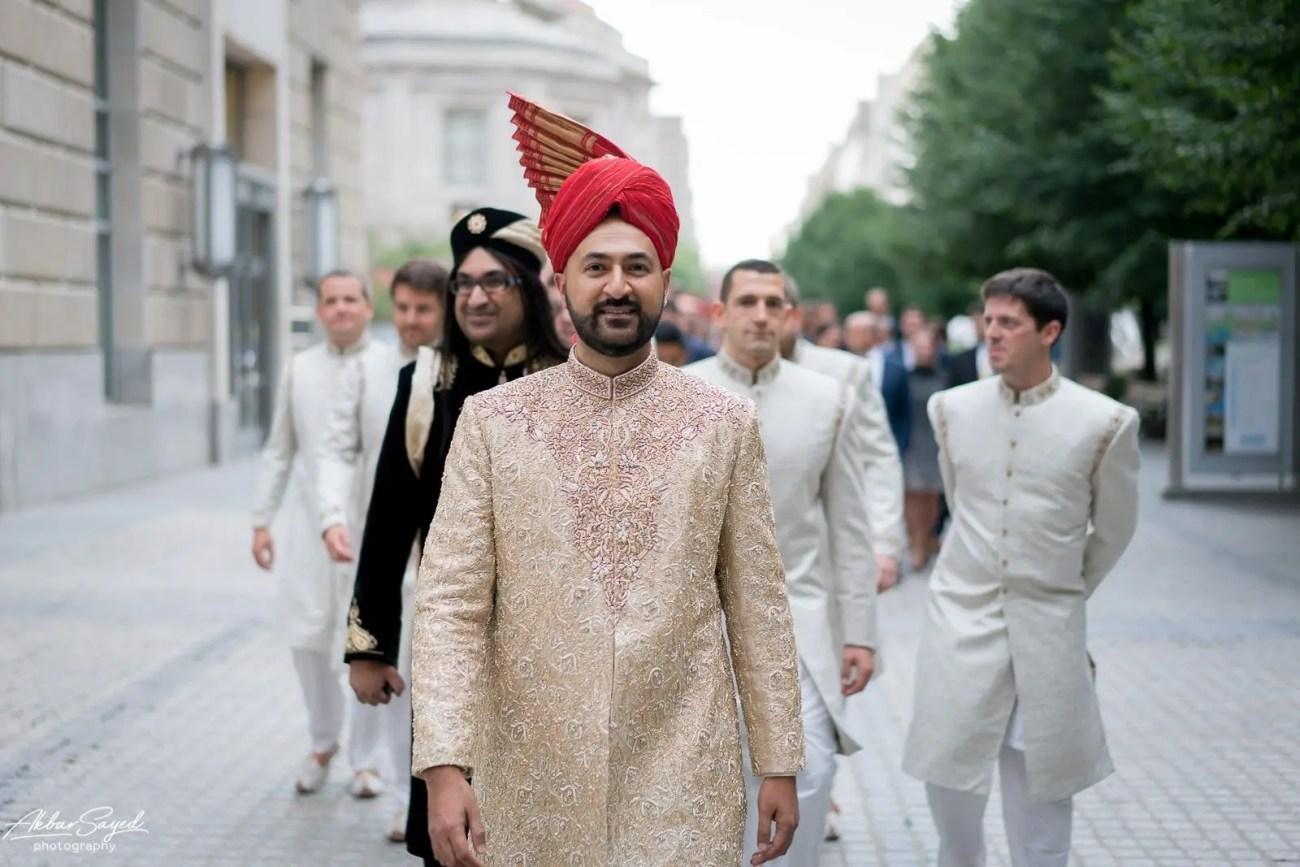 Memona and Salman | Pakistani Andrew W. Mellon Auditorium Wedding 93