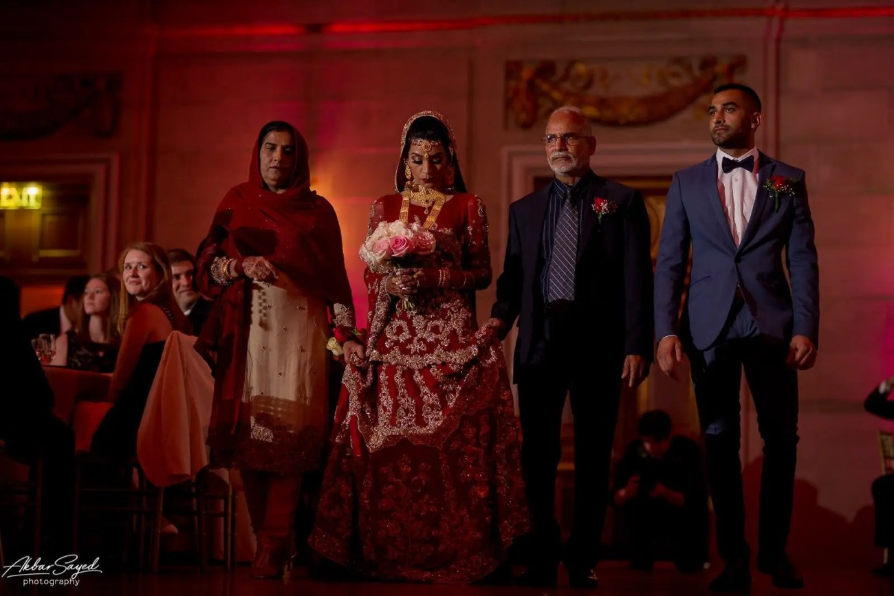Memona and Salman | Pakistani Andrew W. Mellon Auditorium Wedding 101