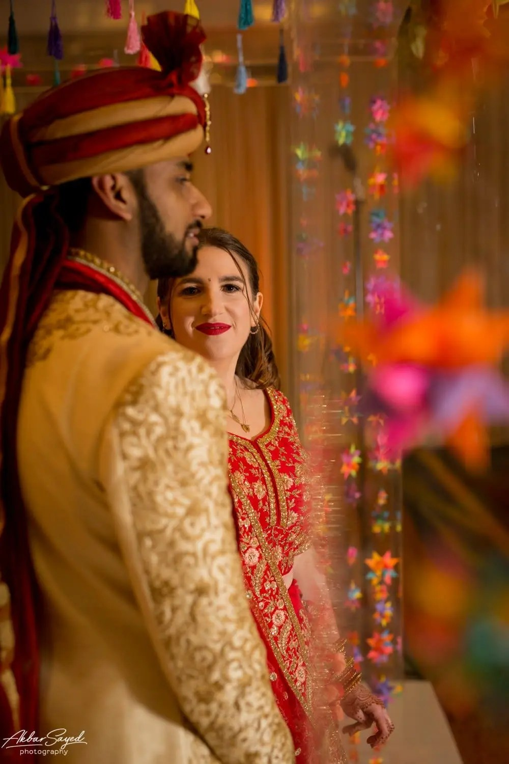 Cassie and Kishan | Hyatt Chesapeake Bay Jewish Hindu Fusion Wedding 85