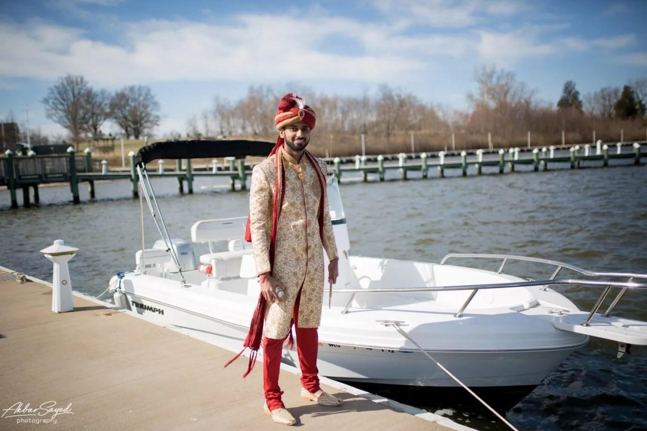 Cassie and Kishan   Hyatt Chesapeake Bay Jewish Hindu Fusion Wedding 87