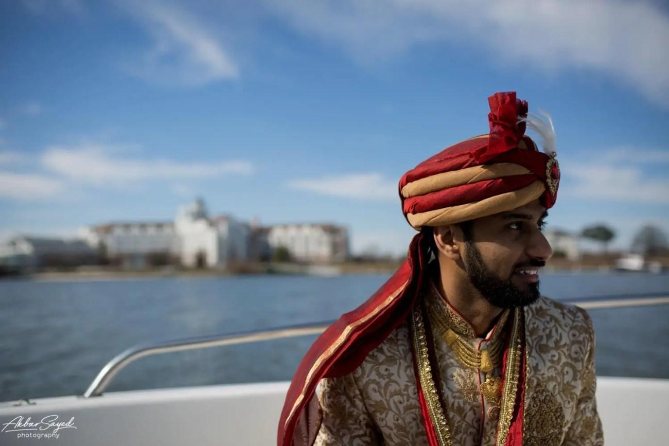 Cassie and Kishan | Hyatt Chesapeake Bay Jewish Hindu Fusion Wedding 88