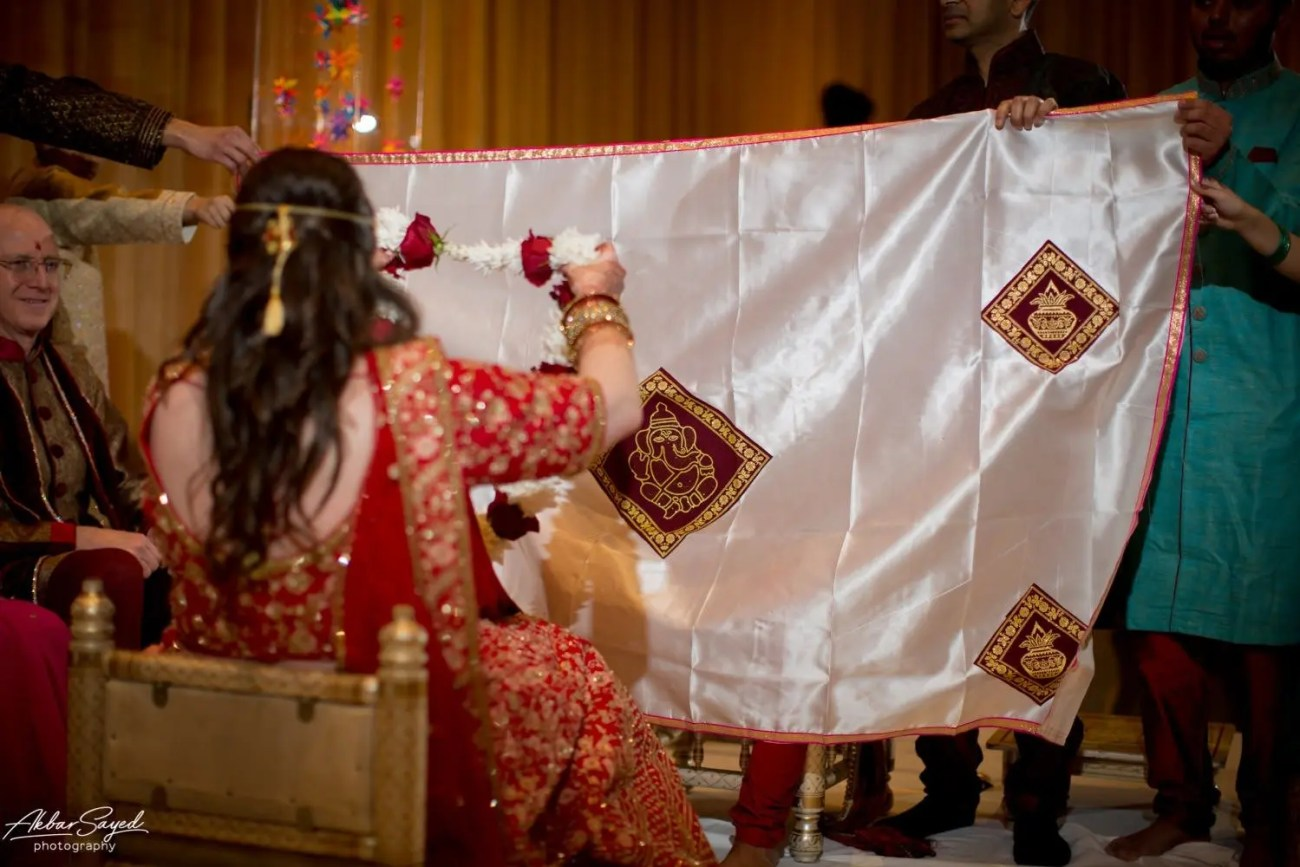 Cassie and Kishan | Hyatt Chesapeake Bay Jewish Hindu Fusion Wedding 103
