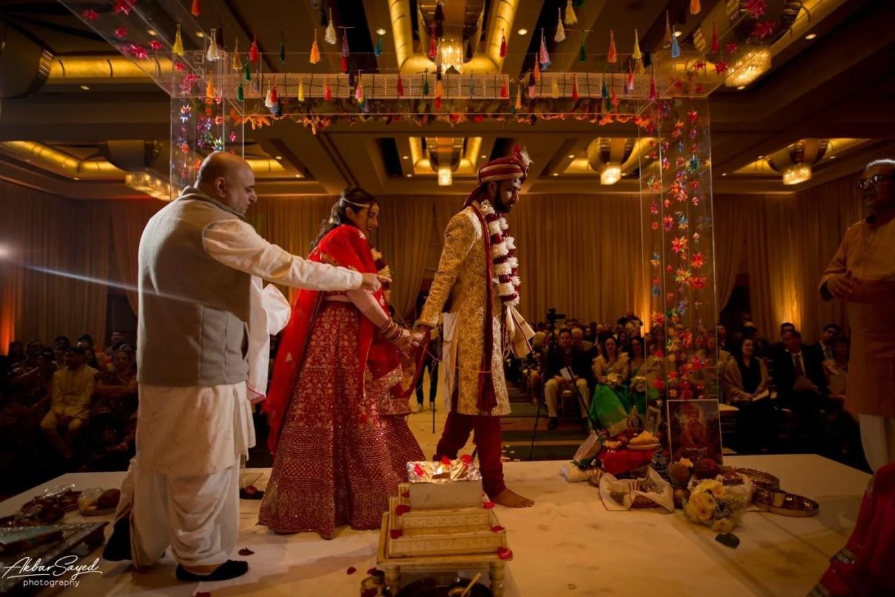 Cassie and Kishan | Hyatt Chesapeake Bay Jewish Hindu Fusion Wedding 109