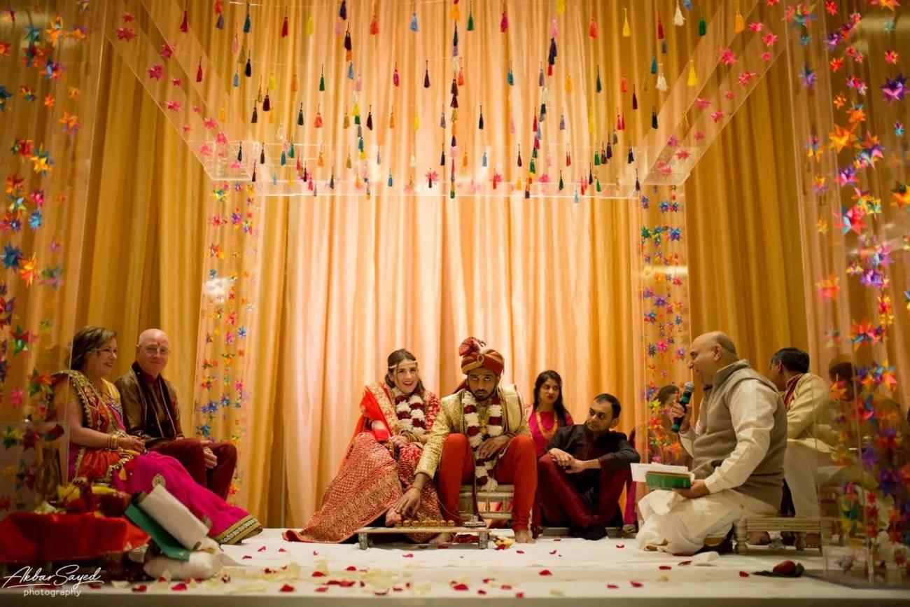 Cassie and Kishan   Hyatt Chesapeake Bay Jewish Hindu Fusion Wedding 111