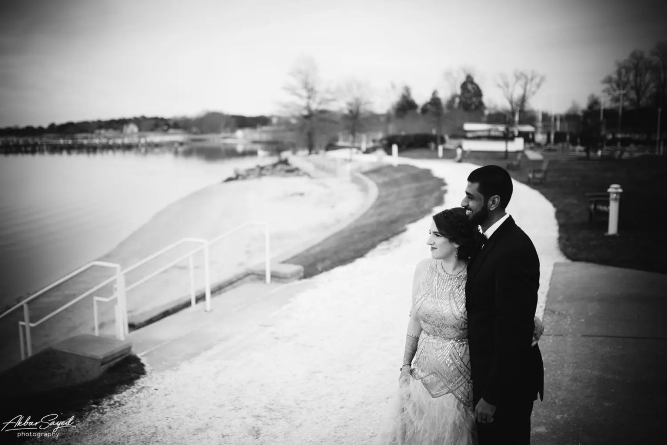 Cassie and Kishan | Hyatt Chesapeake Bay Jewish Hindu Fusion Wedding 118