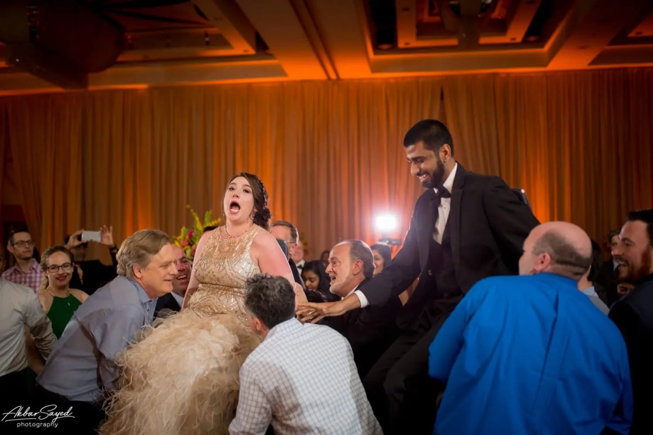 Cassie and Kishan | Hyatt Chesapeake Bay Jewish Hindu Fusion Wedding 132