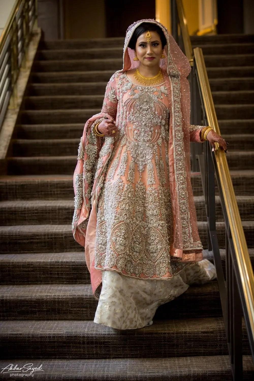 Tagrina and Rakib | Reston Hyatt Muslim Bengali Wedding 73