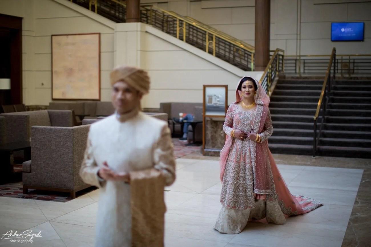 Tagrina and Rakib | Reston Hyatt Muslim Bengali Wedding 75