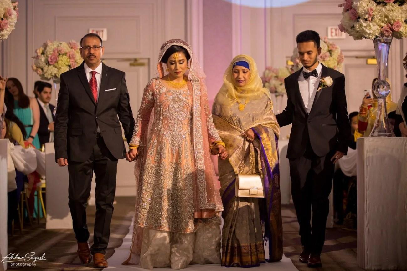 Tagrina and Rakib | Reston Hyatt Muslim Bengali Wedding 94