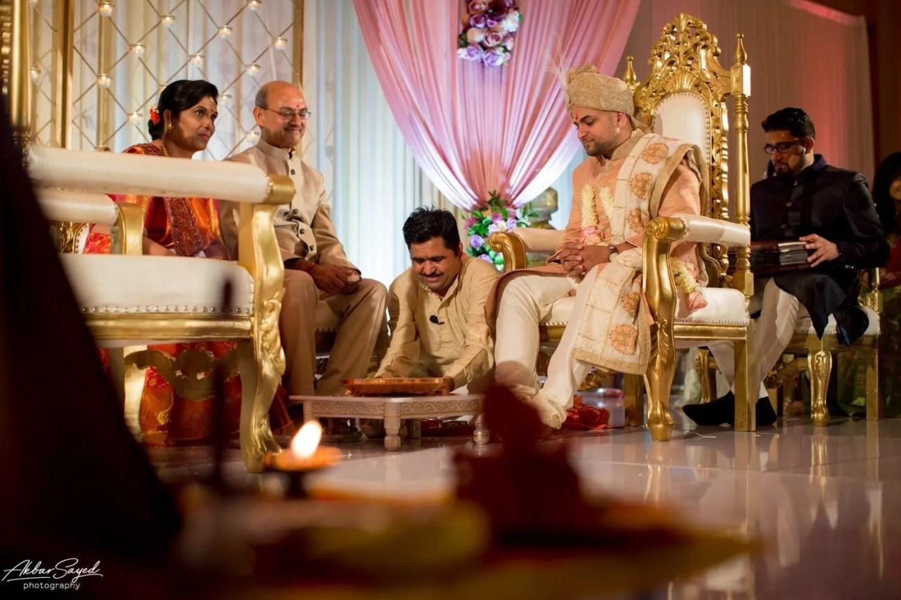 Gujurati Hindu Wedding at Hyatt Chesapeake Bay Wedding 103