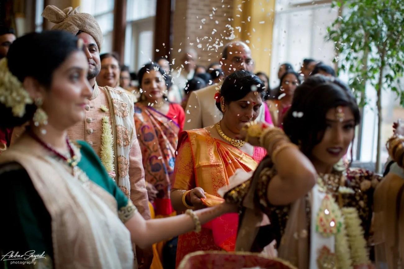 Gujurati Hindu Wedding at Hyatt Chesapeake Bay Wedding 122