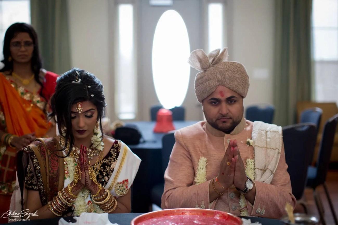 Gujurati Hindu Wedding at Hyatt Chesapeake Bay Wedding 126