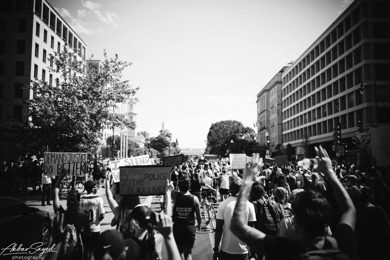 June 3rd, 2020 - Black Lives Matter Protest 54