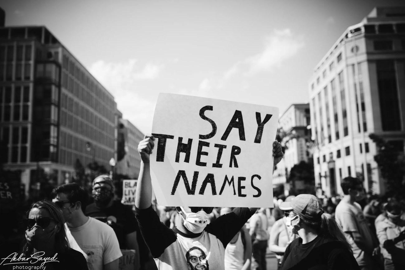 June 3rd, 2020 - Black Lives Matter Protest 72