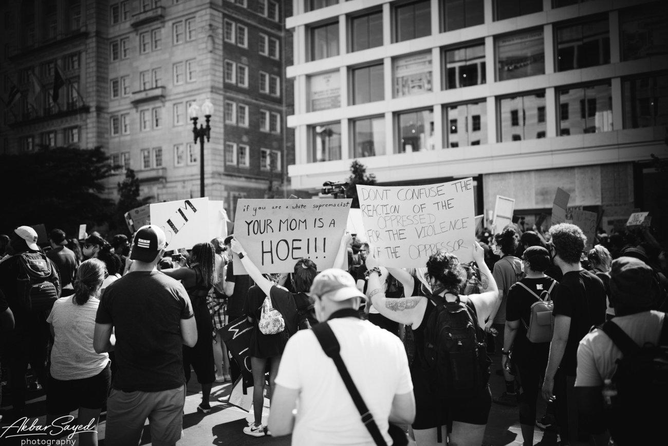 June 3rd, 2020 - Black Lives Matter Protest 84