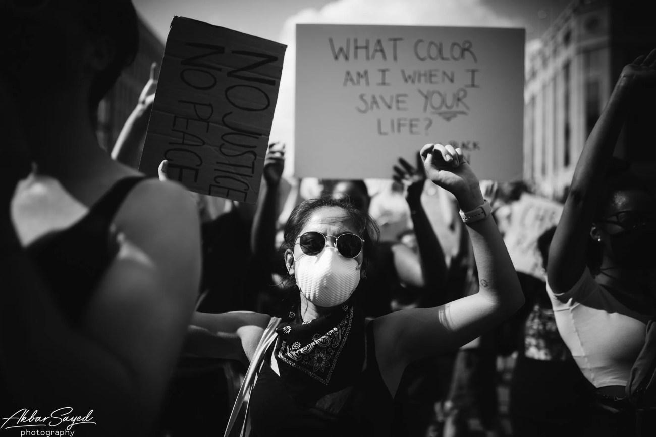 June 3rd, 2020 - Black Lives Matter Protest 88