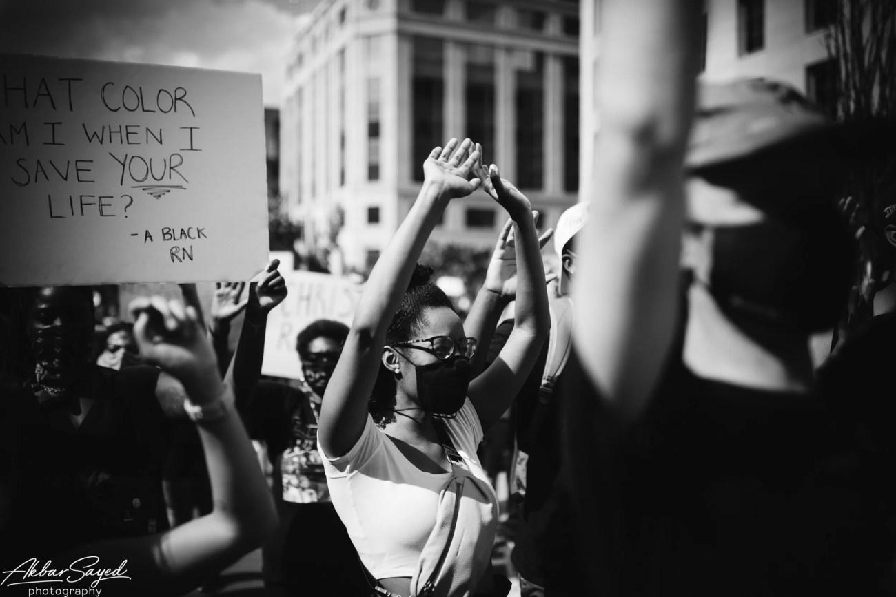 June 3rd, 2020 - Black Lives Matter Protest 90
