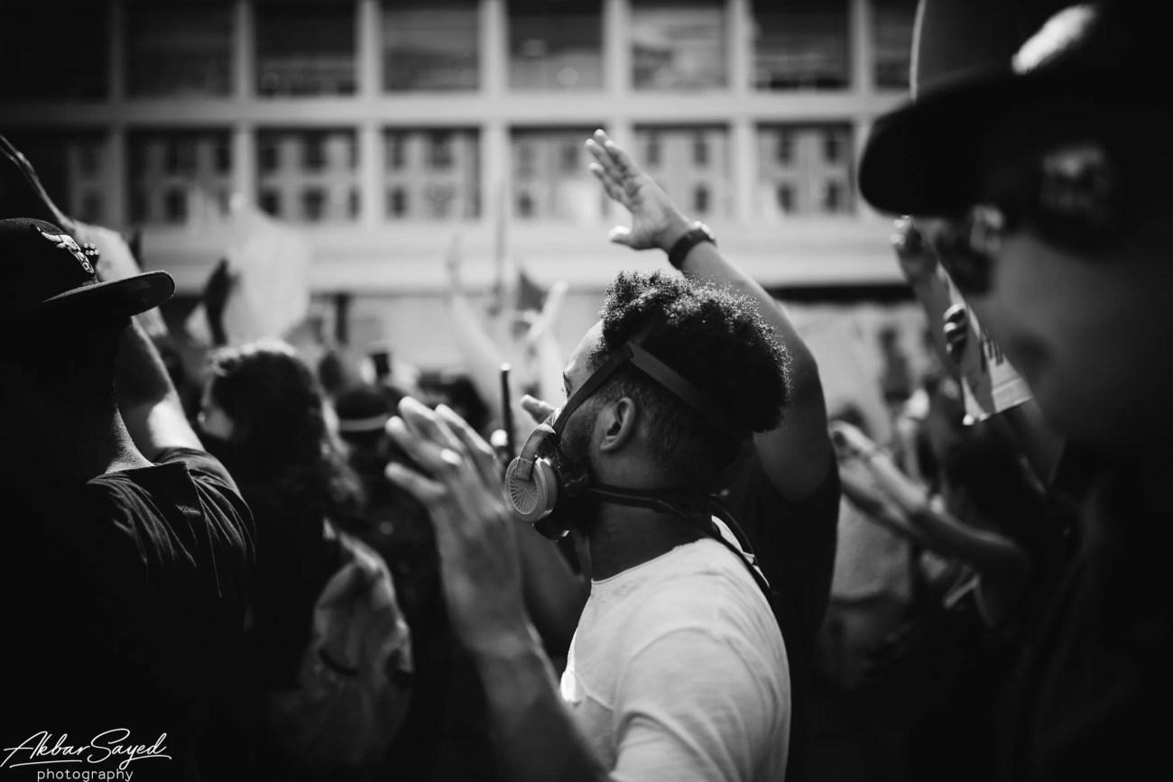 June 3rd, 2020 - Black Lives Matter Protest 91