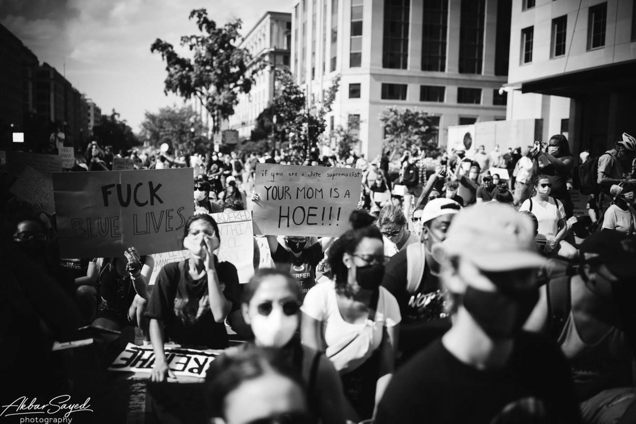 June 3rd, 2020 - Black Lives Matter Protest 95