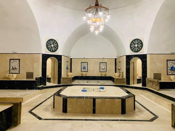 Malatya Çarşı Hamam Sauna Buhar Odası Ve Havuz