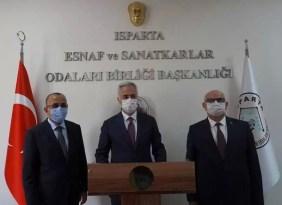 Isparta Valisinden Vatandaşlara Koronavirüs Uyarısı!