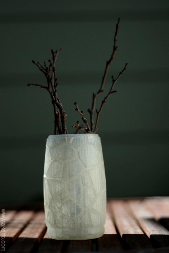 Latest 3d Print Shatter Vase Ak Eric