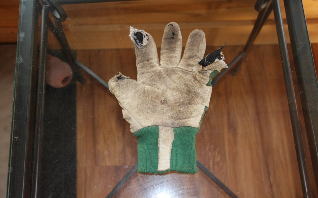 Gloves… End of Life