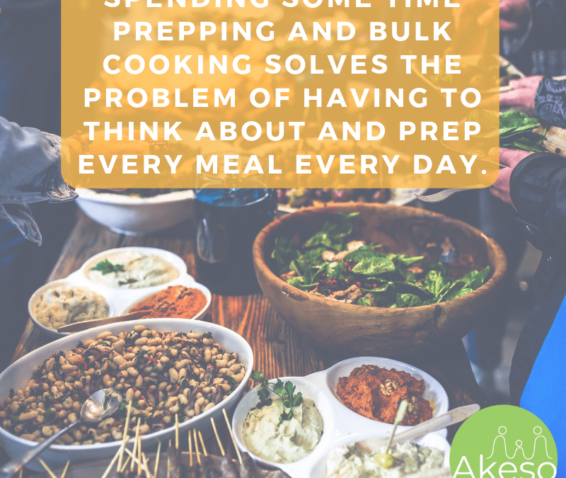Bulk Cooking – Why is it helpful?