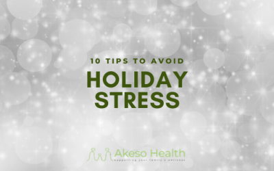 10 Tips to Avoid Holiday Stress Getting You Down