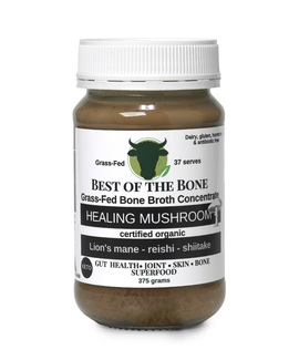 Best of the Bone Broth Concentrate Healing Mushroom