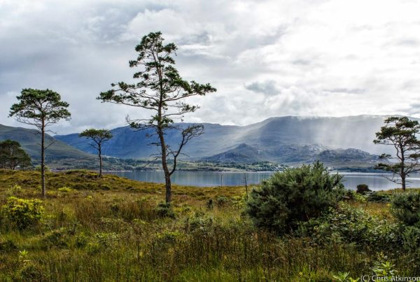 Light over Loch Torridon