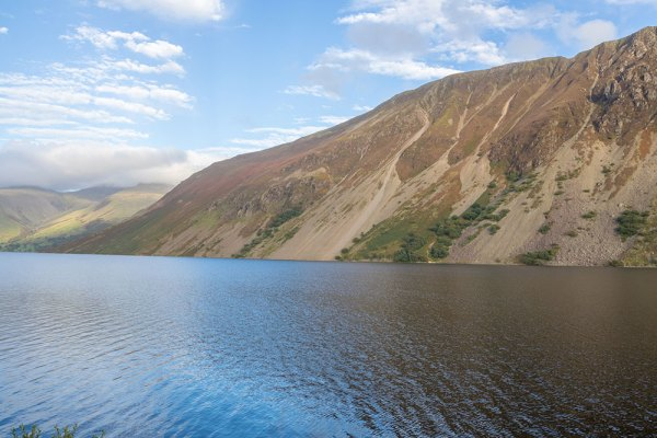 The Scree path at Wastwater Lake