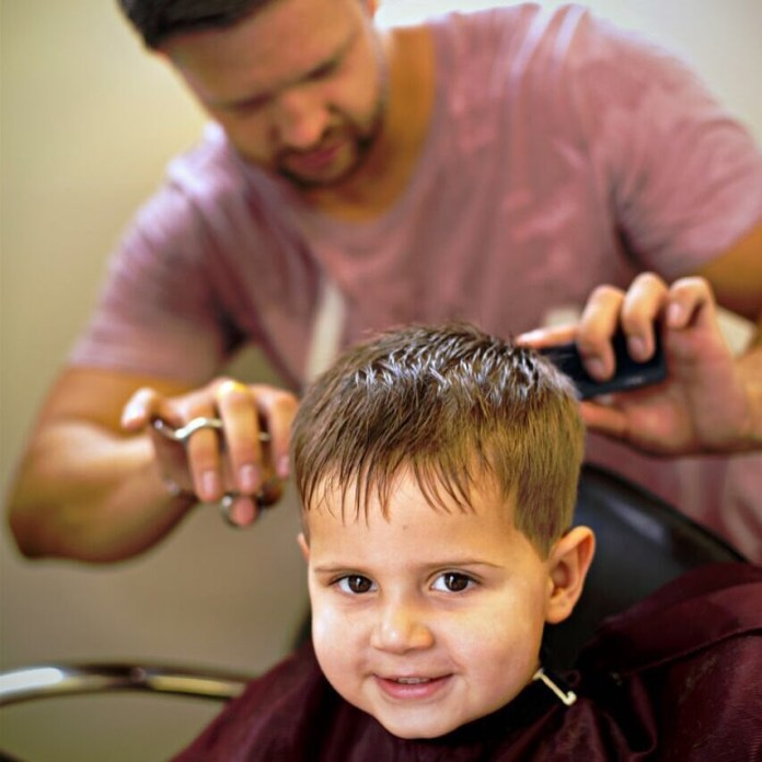 AKG MENS GROOMING Kids Haircuts