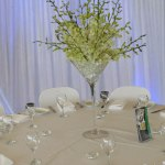 Düğün Masa Süsleme