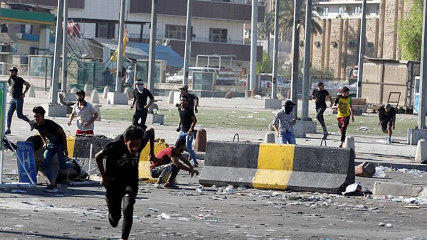 ناآرامی ها در عراق