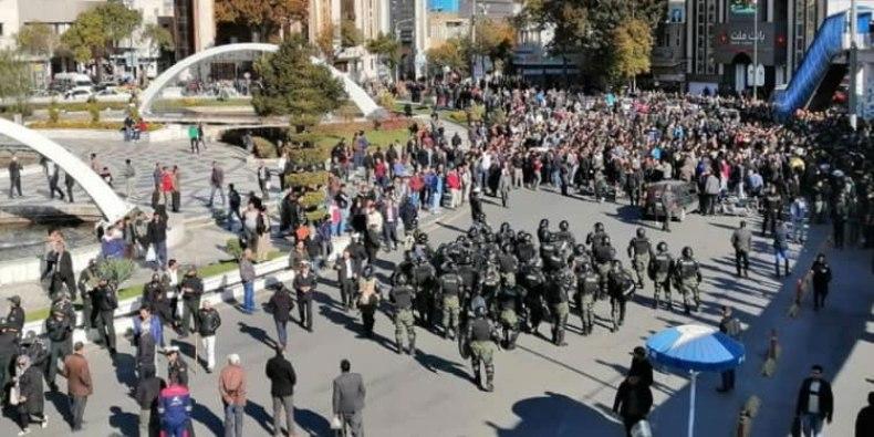اعتراضات آبان 98